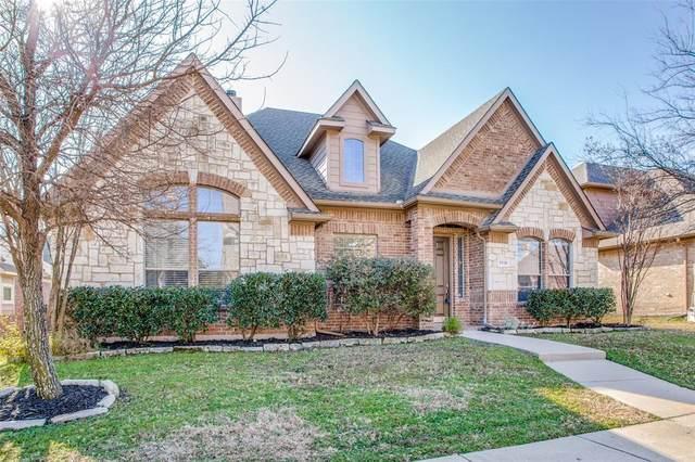 3528 Ballycastle Drive, Plano, TX 75074 (MLS #14496685) :: The Kimberly Davis Group