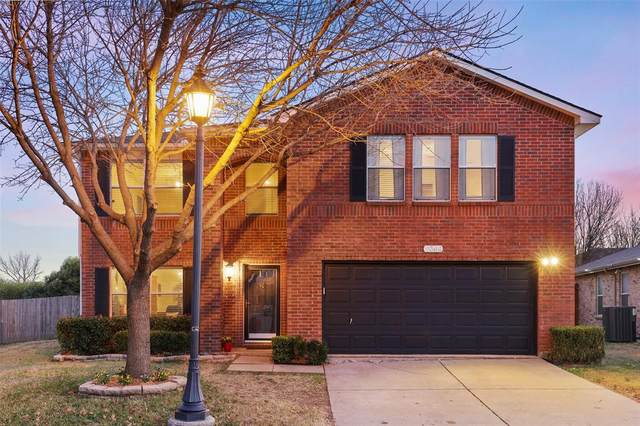 2364 White Oak Drive, Little Elm, TX 75068 (MLS #14496688) :: The Kimberly Davis Group