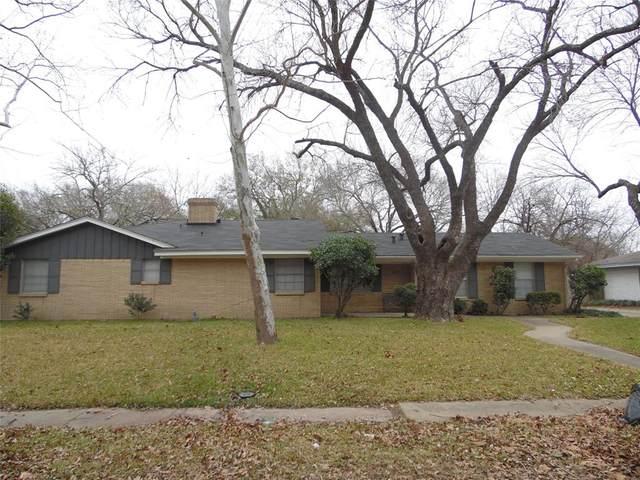 1007 Royal Drive, Kaufman, TX 75142 (MLS #14496713) :: The Kimberly Davis Group