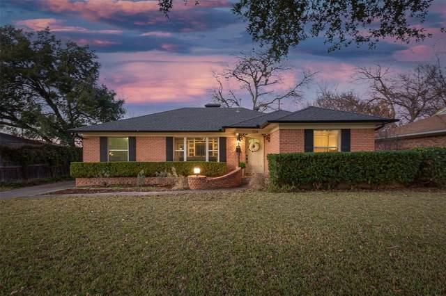 724 Sherwood Drive, Richardson, TX 75080 (MLS #14496716) :: The Mauelshagen Group