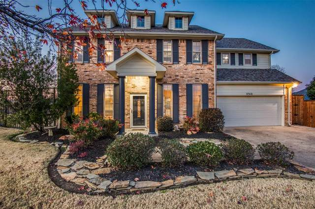 2312 Channing Court, Flower Mound, TX 75028 (MLS #14496730) :: EXIT Realty Elite