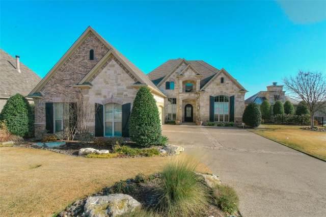 4425 Fairway View Drive, Fort Worth, TX 76008 (MLS #14496768) :: RE/MAX Landmark