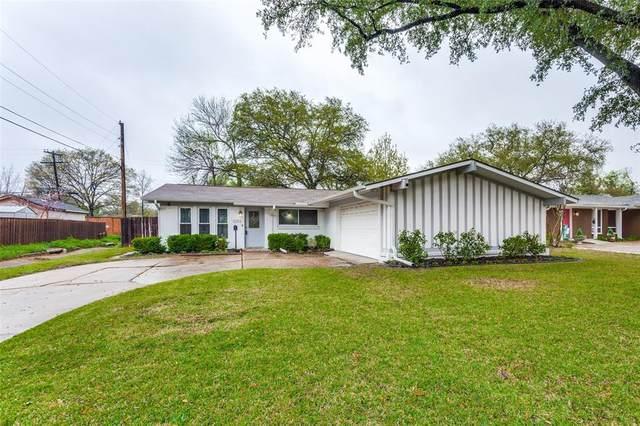 3255 Saint Croix Drive, Dallas, TX 75229 (MLS #14496783) :: The Mauelshagen Group