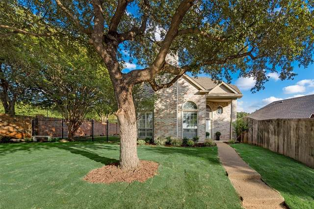 14848 Chancey Street, Addison, TX 75001 (MLS #14496808) :: All Cities USA Realty