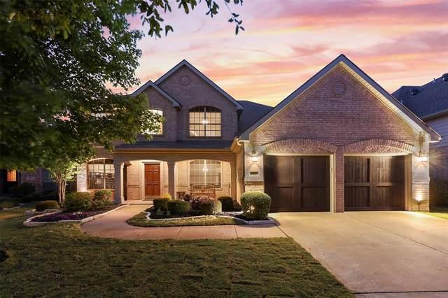 8450 Linden Street, Lantana, TX 76226 (MLS #14496838) :: All Cities USA Realty