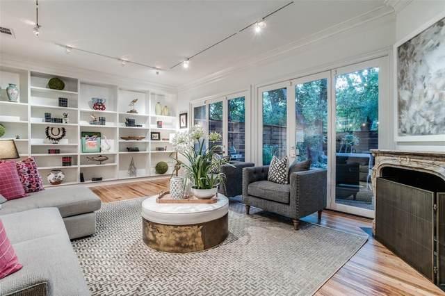 4019 Travis Street, Dallas, TX 75204 (MLS #14496851) :: Front Real Estate Co.