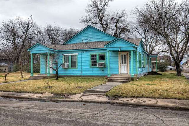 1901 Washington Street, Commerce, TX 75428 (MLS #14496865) :: The Mauelshagen Group
