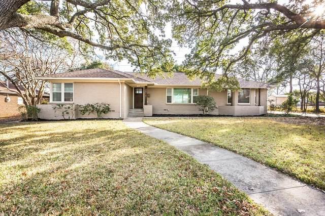2816 Southwood Drive, Dallas, TX 75233 (MLS #14496866) :: Robbins Real Estate Group