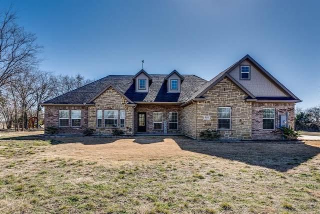 624 Bearden Road, Waxahachie, TX 75167 (MLS #14496875) :: The Kimberly Davis Group