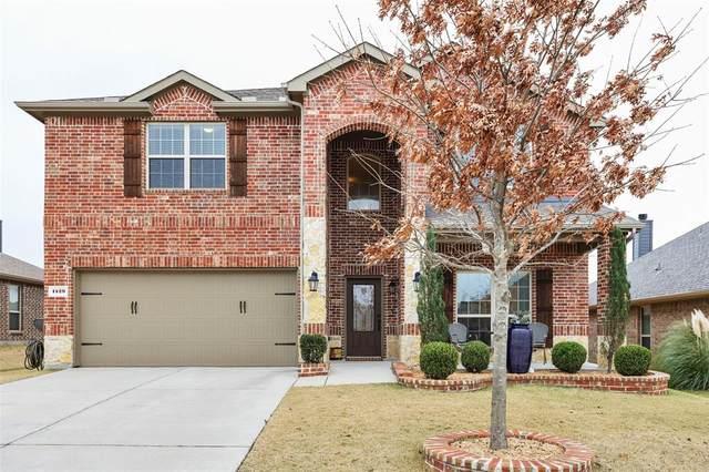 1429 Caruth Lane, Celina, TX 75009 (MLS #14496880) :: Feller Realty