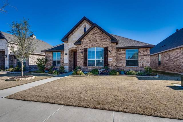 1558 Tyler Street, Waxahachie, TX 75165 (MLS #14496904) :: The Kimberly Davis Group