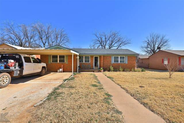1102 N Avenue K, Haskell, TX 79521 (MLS #14496928) :: Team Tiller