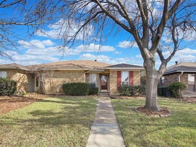 718 Cory Street, Grapevine, TX 76051 (MLS #14496960) :: RE/MAX Pinnacle Group REALTORS