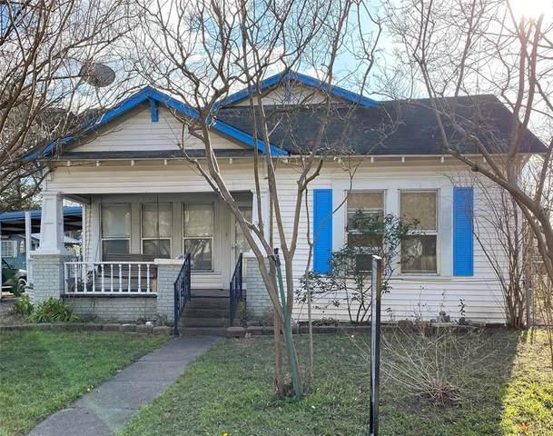 203 W Parks Avenue, Waxahachie, TX 75165 (MLS #14496983) :: The Hornburg Real Estate Group