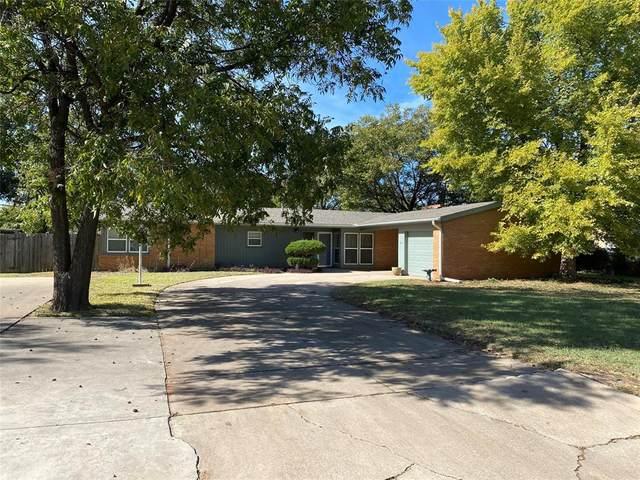 626 Hawthorne Street, Abilene, TX 79605 (MLS #14497026) :: The Chad Smith Team