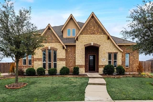 168 Burnett Drive, Lavon, TX 75166 (MLS #14497043) :: Bray Real Estate Group
