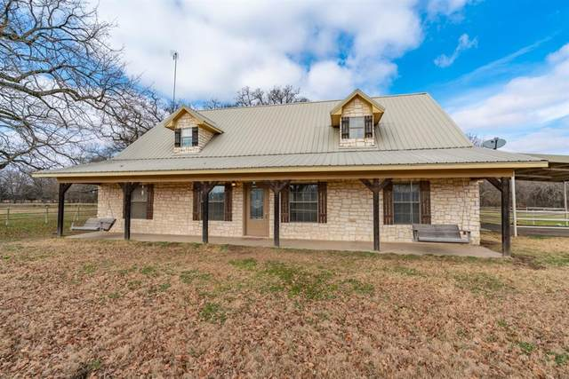 1529 County Road 1220, Lake Creek, TX 75450 (MLS #14497050) :: Maegan Brest | Keller Williams Realty