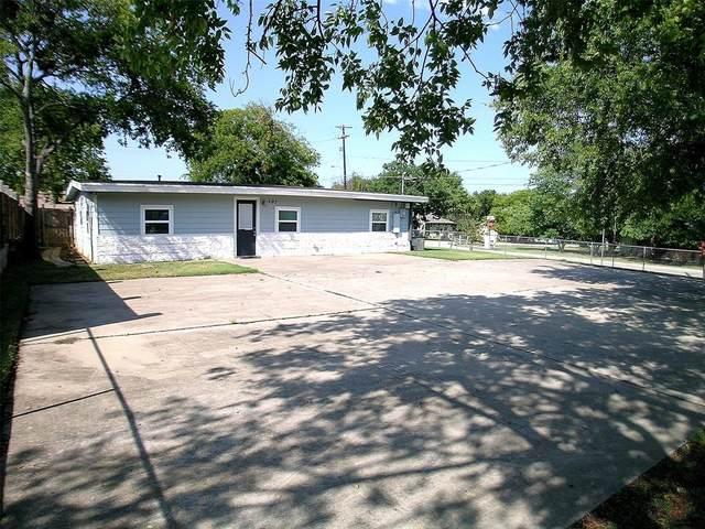 101 S Lakeview Drive, Lake Dallas, TX 75065 (MLS #14497074) :: Real Estate By Design