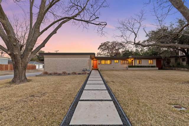 6451 Waverly Way, Fort Worth, TX 76116 (MLS #14497075) :: The Kimberly Davis Group