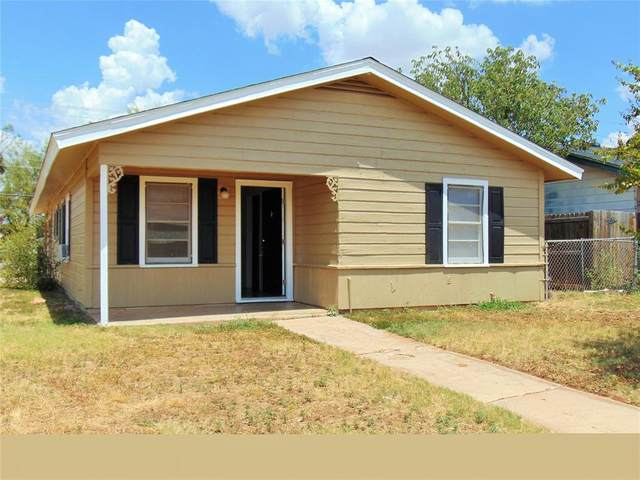 4726 State Street, Abilene, TX 79603 (MLS #14497129) :: The Mauelshagen Group