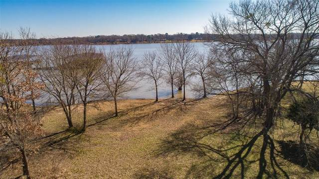 Lot 15 Waters Edge, Quinlan, TX 75474 (MLS #14497225) :: The Mitchell Group