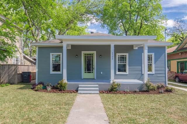 4706 Junius Street, Dallas, TX 75246 (MLS #14497227) :: The Mauelshagen Group