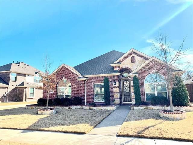 832 E Danbury Drive, Desoto, TX 75115 (MLS #14497234) :: RE/MAX Pinnacle Group REALTORS