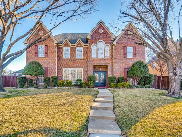 3206 Wareham Circle, Richardson, TX 75082 (MLS #14497317) :: All Cities USA Realty