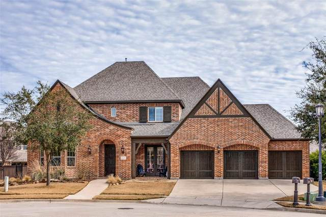 4220 Pine Needle Court, Prosper, TX 75078 (MLS #14497322) :: The Property Guys