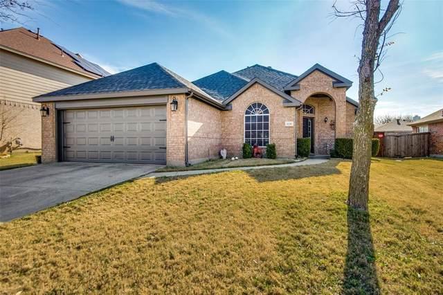 1056 Ponderosa Ridge, Little Elm, TX 75068 (MLS #14497334) :: The Mauelshagen Group