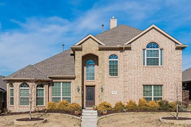 2610 Idlewood Drive, Wylie, TX 75098 (MLS #14497350) :: Maegan Brest | Keller Williams Realty