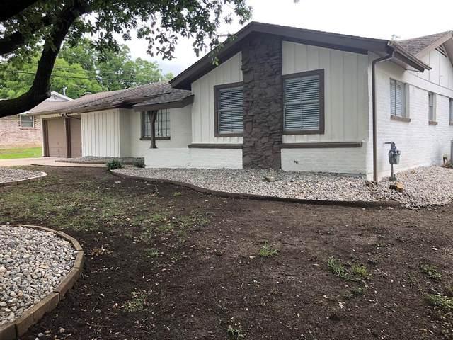 6021 Worrell Drive, Fort Worth, TX 76133 (MLS #14497398) :: The Kimberly Davis Group