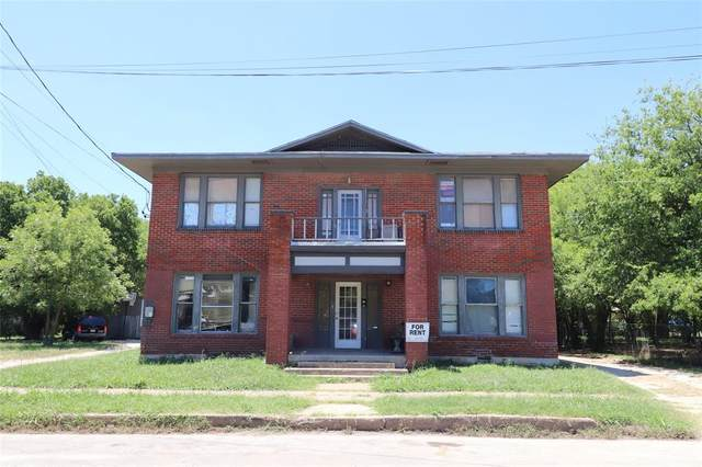 407 W Adams St, Brownwood, TX 76801 (MLS #14497415) :: All Cities USA Realty