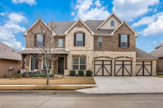 636 Fall Wood Trail, Fort Worth, TX 76131 (MLS #14497427) :: The Kimberly Davis Group