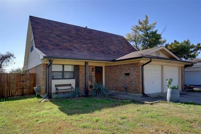 4621 Bonnell Avenue, Fort Worth, TX 76107 (MLS #14497498) :: RE/MAX Pinnacle Group REALTORS