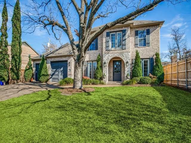 2914 Norris Street, Dallas, TX 75214 (MLS #14497518) :: The Chad Smith Team