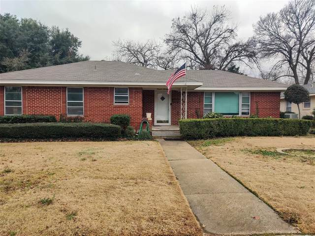 1917 Morningside Drive, Garland, TX 75042 (MLS #14497555) :: All Cities USA Realty