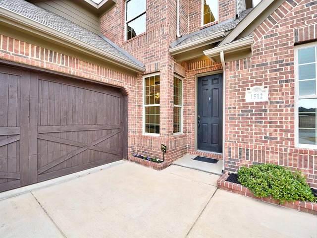 1512 Bradford Grove Trail, Keller, TX 76248 (MLS #14497582) :: The Property Guys
