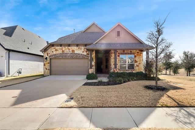 108 High Ridge Lane, Lewisville, TX 75067 (MLS #14497583) :: Real Estate By Design