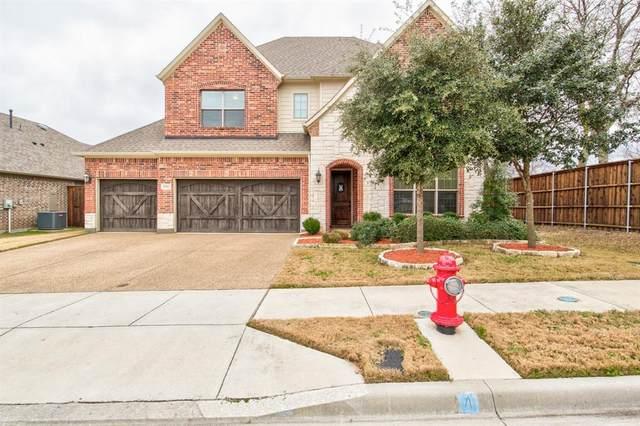 1684 Glenmere Path, Roanoke, TX 76262 (MLS #14497586) :: The Kimberly Davis Group