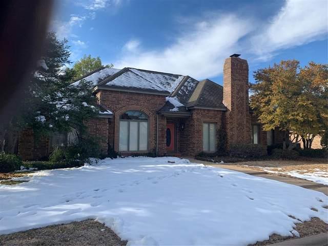 5510 Piping Rock Drive, Abilene, TX 79606 (MLS #14497614) :: Maegan Brest | Keller Williams Realty
