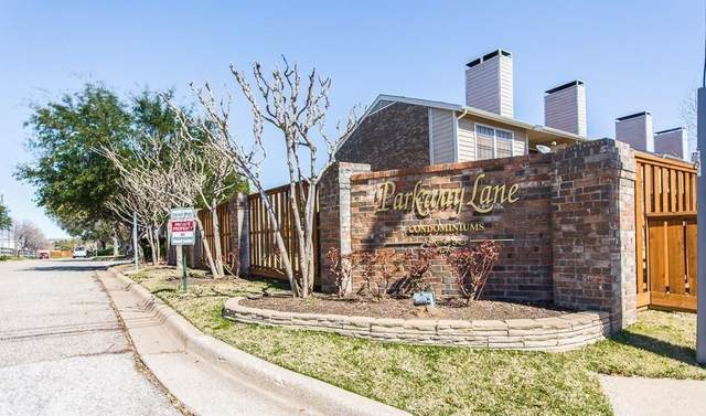 4748 Old Bent Tree Lane #2403, Dallas, TX 75287 (MLS #14497651) :: Post Oak Realty