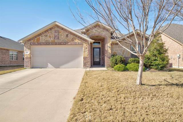 813 Graham Drive, Burleson, TX 76028 (MLS #14497663) :: All Cities USA Realty