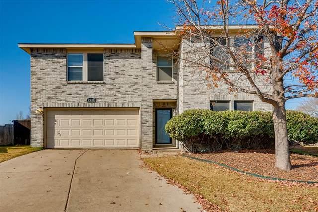 2201 White Pine Drive, Little Elm, TX 75068 (MLS #14497682) :: Post Oak Realty