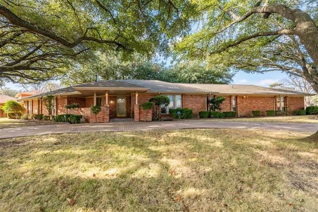 4253 Barcelona Drive, Fort Worth, TX 76133 (MLS #14497716) :: The Kimberly Davis Group