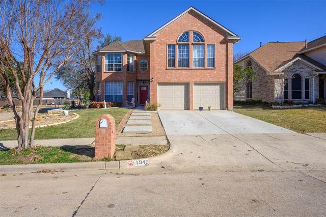 1940 Robin Lane, Flower Mound, TX 75028 (MLS #14497734) :: Post Oak Realty