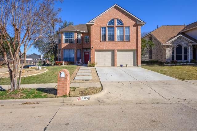 1940 Robin Lane, Flower Mound, TX 75028 (MLS #14497734) :: Real Estate By Design