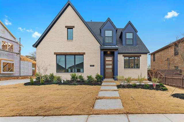 8317 Sayers Lane, North Richland Hills, TX 76182 (MLS #14497771) :: The Mauelshagen Group