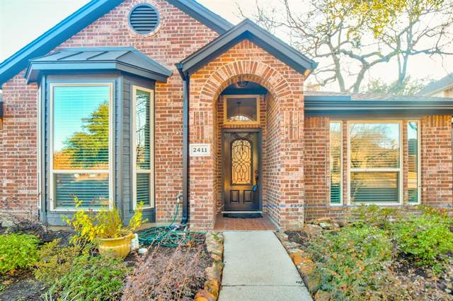 2411 San Jacinto Lane, Grapevine, TX 76051 (MLS #14497775) :: RE/MAX Pinnacle Group REALTORS