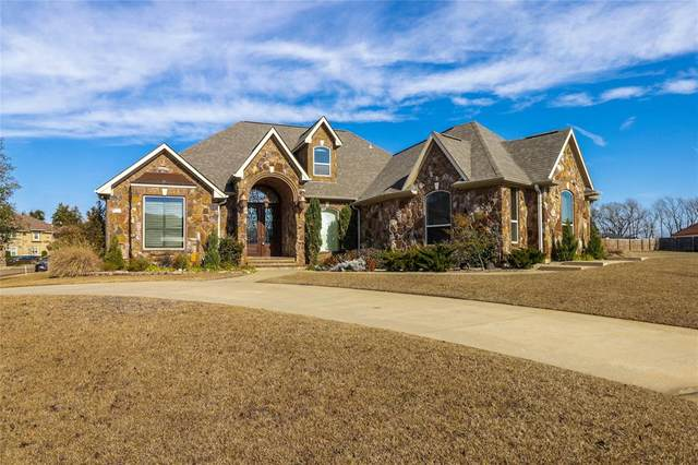 205 Devonshire Drive, Mount Pleasant, TX 75455 (MLS #14497779) :: The Mitchell Group